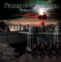 ProgressiveXperience 21st Century Brain Damage album cover