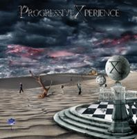ProgressiveXperience - X CD (album) cover