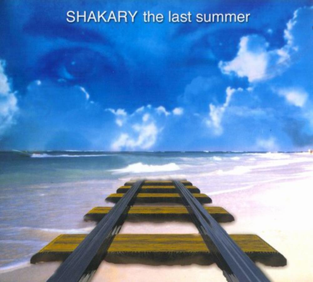 Shakary - The Last Summer CD (album) cover