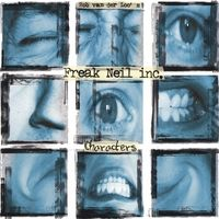 Freak Neil Inc. Characters album cover