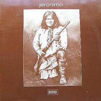 Jeronimo - Jeronimo CD (album) cover