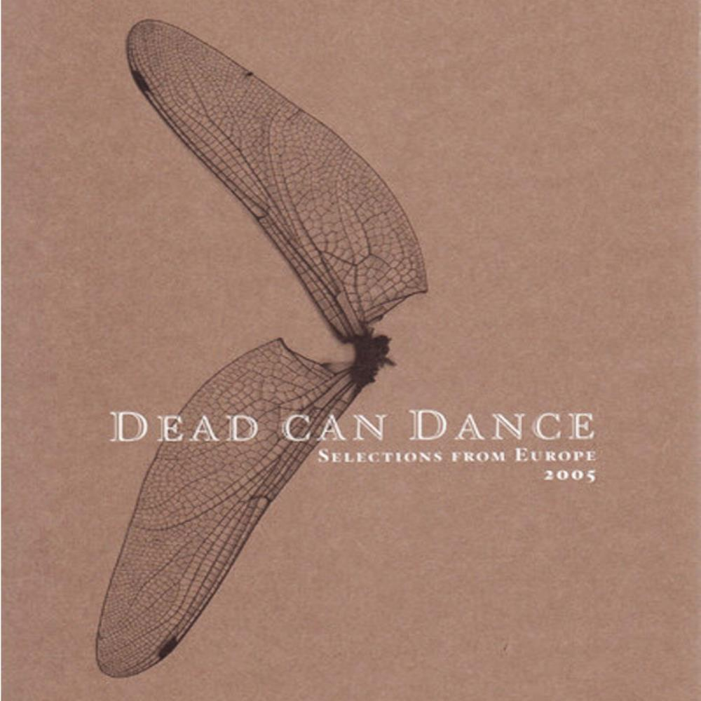 Dead Can Dance Selections from Europe 2005 album cover