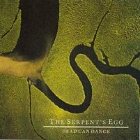 Dead Can Dance - The Serpent's Egg CD (album) cover