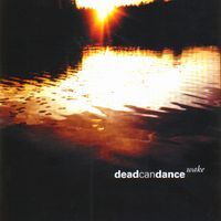 Dead Can Dance Wake album cover