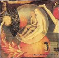 Dead Can Dance - Aion CD (album) cover