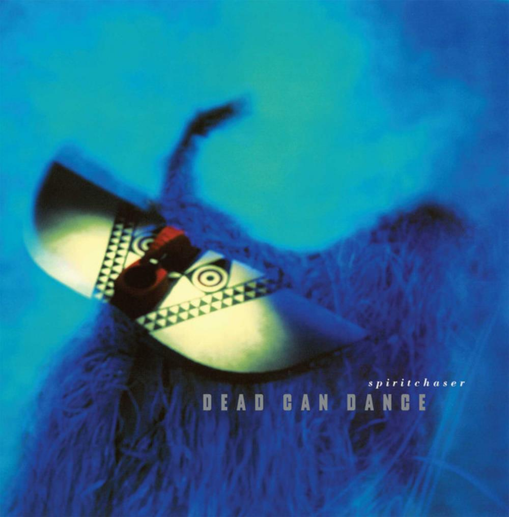 Dead Can Dance - Spiritchaser CD (album) cover