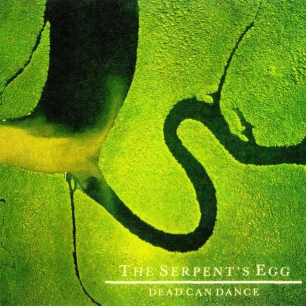 The Serpent's Egg by DEAD CAN DANCE album cover