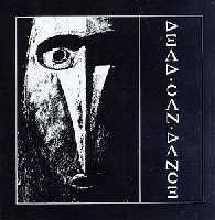 Dead Can Dance - Dead Can Dance CD (album) cover