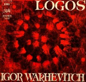 Igor Wakhevitch - Logos CD (album) cover
