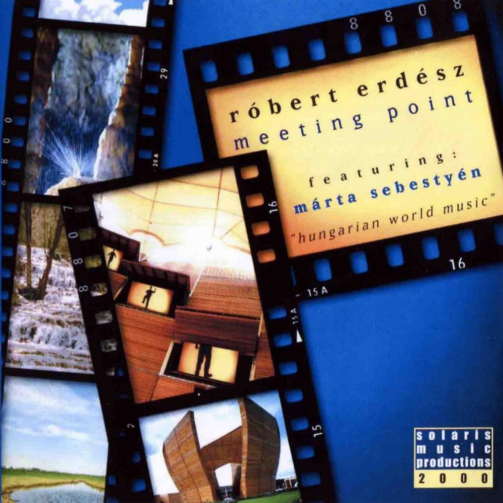 Meeting Point by ERDÉSZ, RÓBERT album cover
