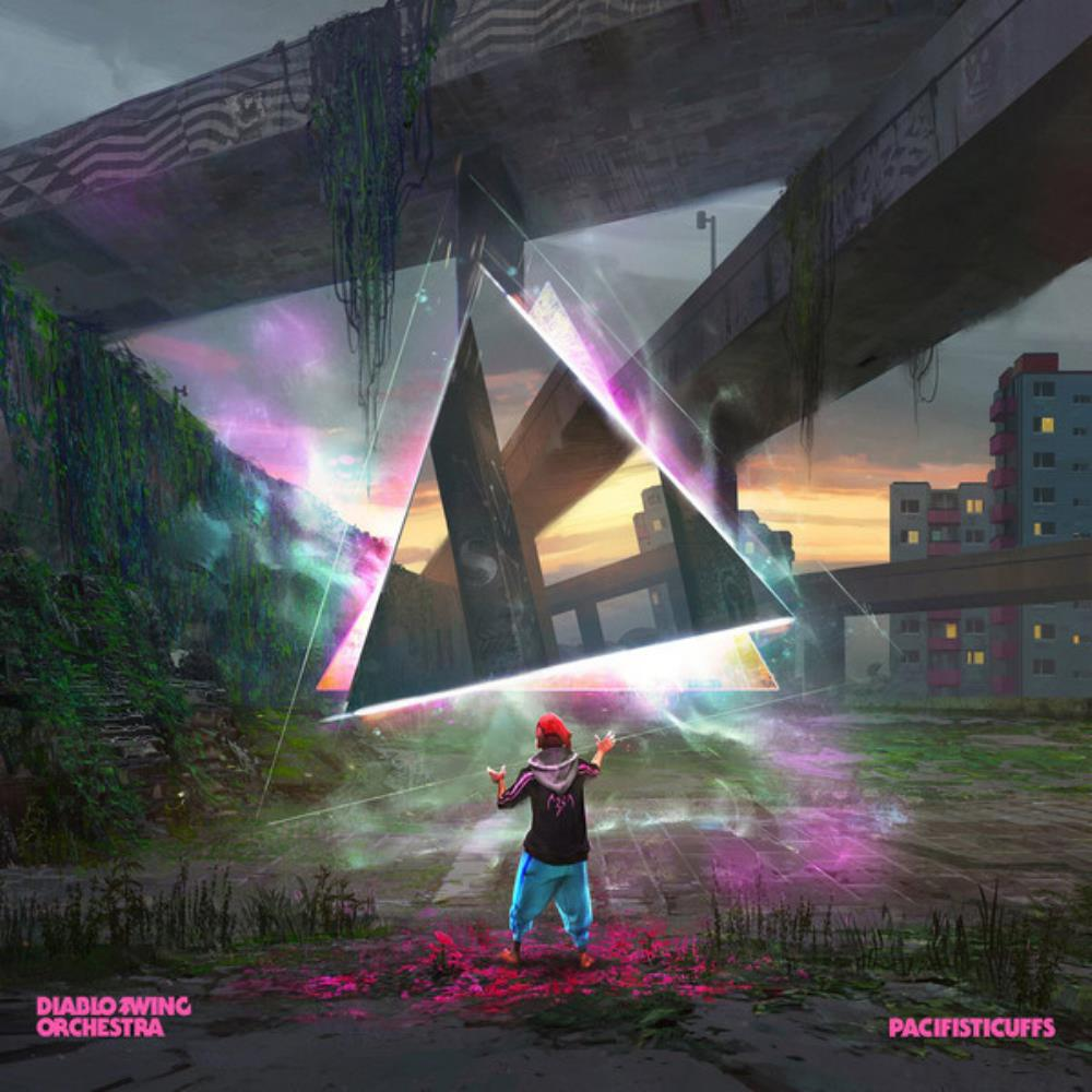 Pacifisticuffs by DIABLO SWING ORCHESTRA album cover