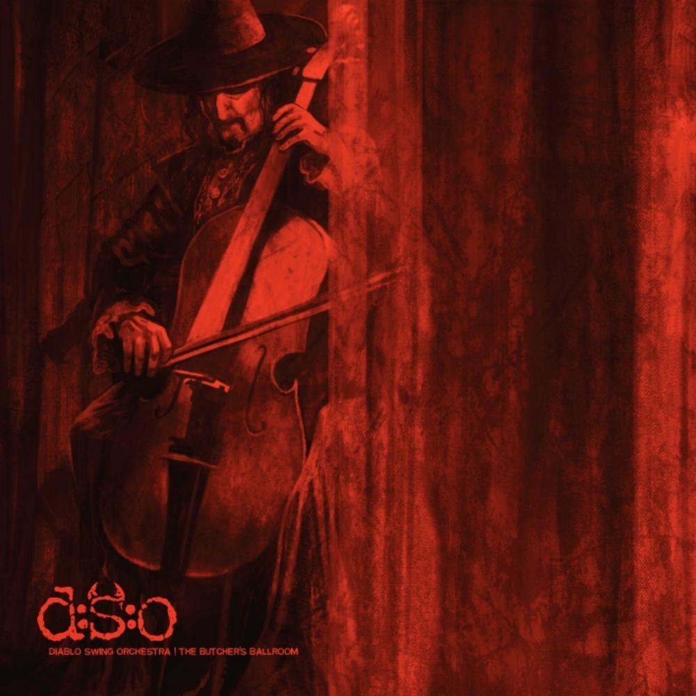 The Butcher's Ballroom by DIABLO SWING ORCHESTRA album cover