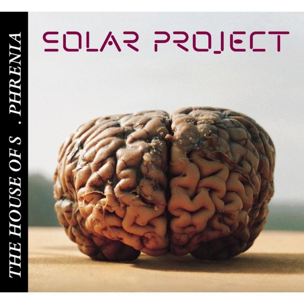 The House Of S. Phrenia by SOLAR PROJECT album cover