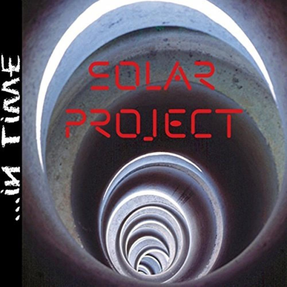 Solar Project - In Time CD (album) cover