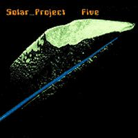Solar Project - Five CD (album) cover