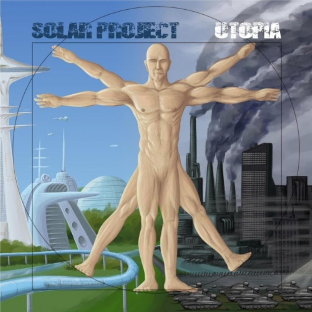 Utopia by Solar Project album rcover