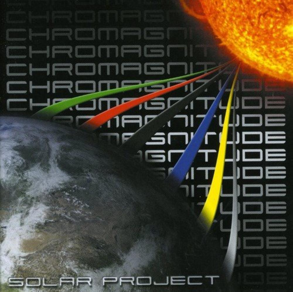 Chromagnitude by SOLAR PROJECT album cover