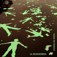 La Desooorden - Ciudad de Papel CD (album) cover