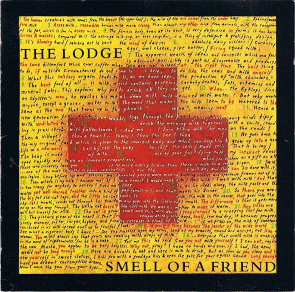 Smell Of A Friend by LODGE, THE album cover