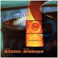 Bozzio & Sheehan Nine Short Films album cover