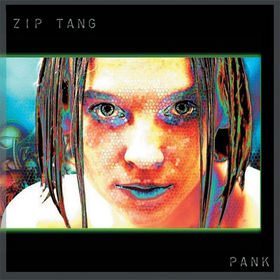 Zip Tang - Pank CD (album) cover