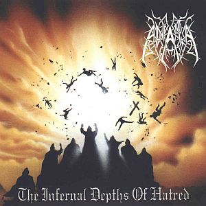 The Infernal Depths Of Hatred  by ANATA album cover
