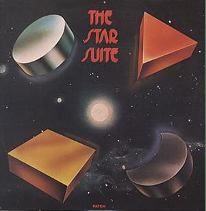 Patch - The Star Suite CD (album) cover