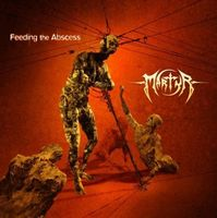 Martyr - Feeding the Abscess  CD (album) cover