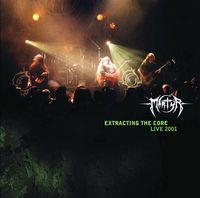 Extracting the Core by MARTYR album cover