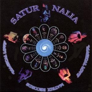 Saturnalia - Magical Love CD (album) cover
