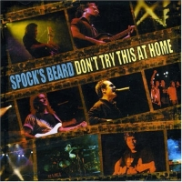 Spock's Beard - Don't Try This At Home  CD (album) cover