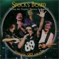 Spock's Beard There And Here album cover