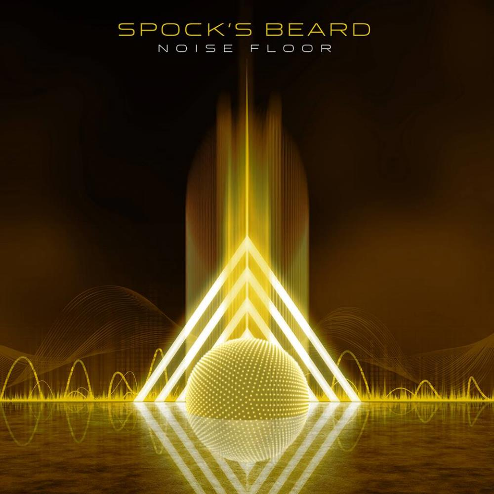 Noise Floor by SPOCK'S BEARD album cover