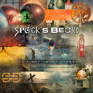 Spock's Beard The First Twenty Years album cover