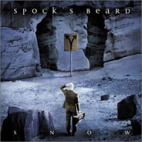 Spock's Beard Snow album cover