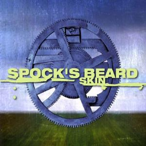 Spock's Beard Skin album cover