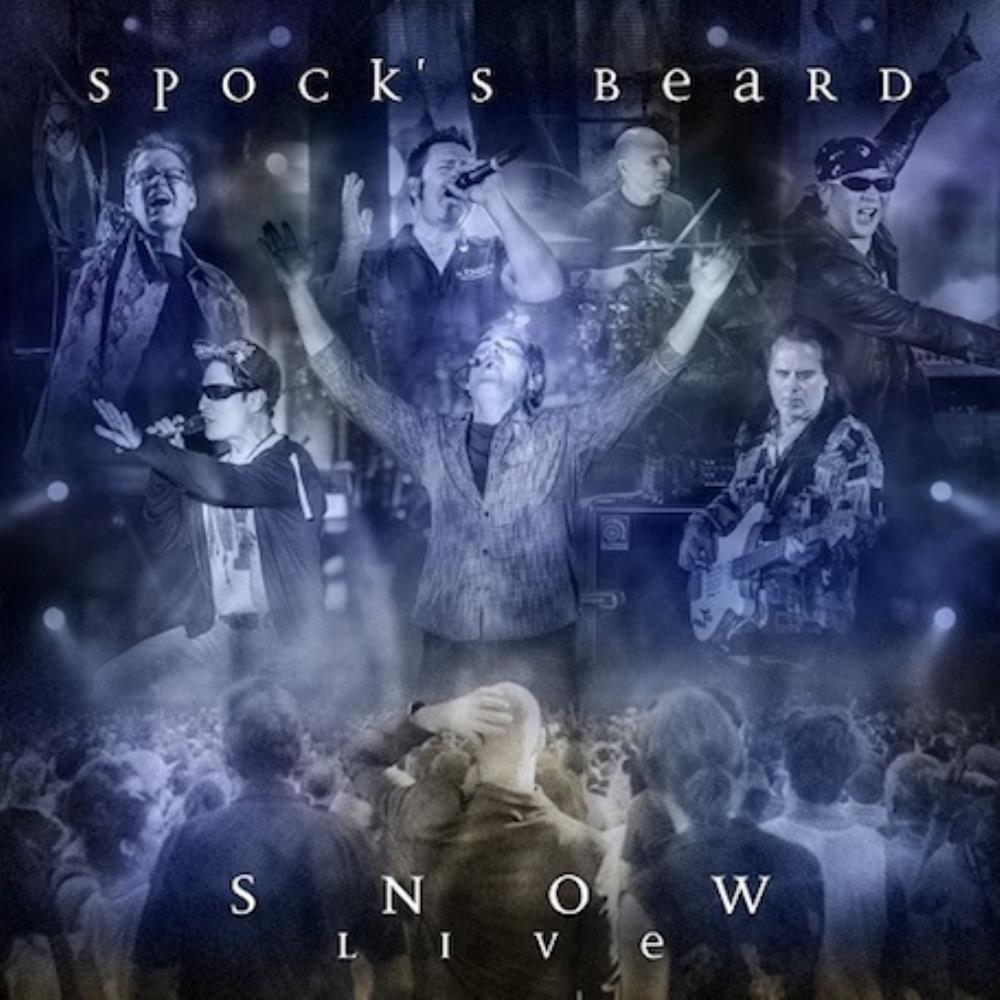 Snow Live by SPOCK'S BEARD album cover