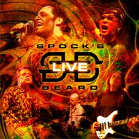 Spock's Beard Live album cover