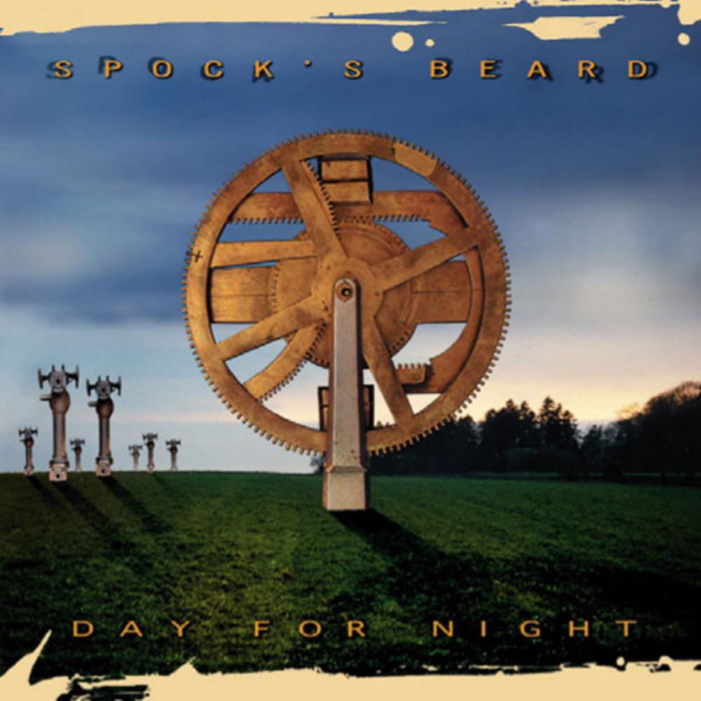 Spock's Beard - Day For Night CD (album) cover
