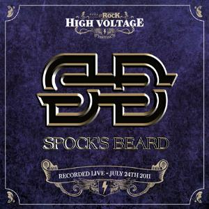Spock's Beard Live at High Voltage Festival album cover