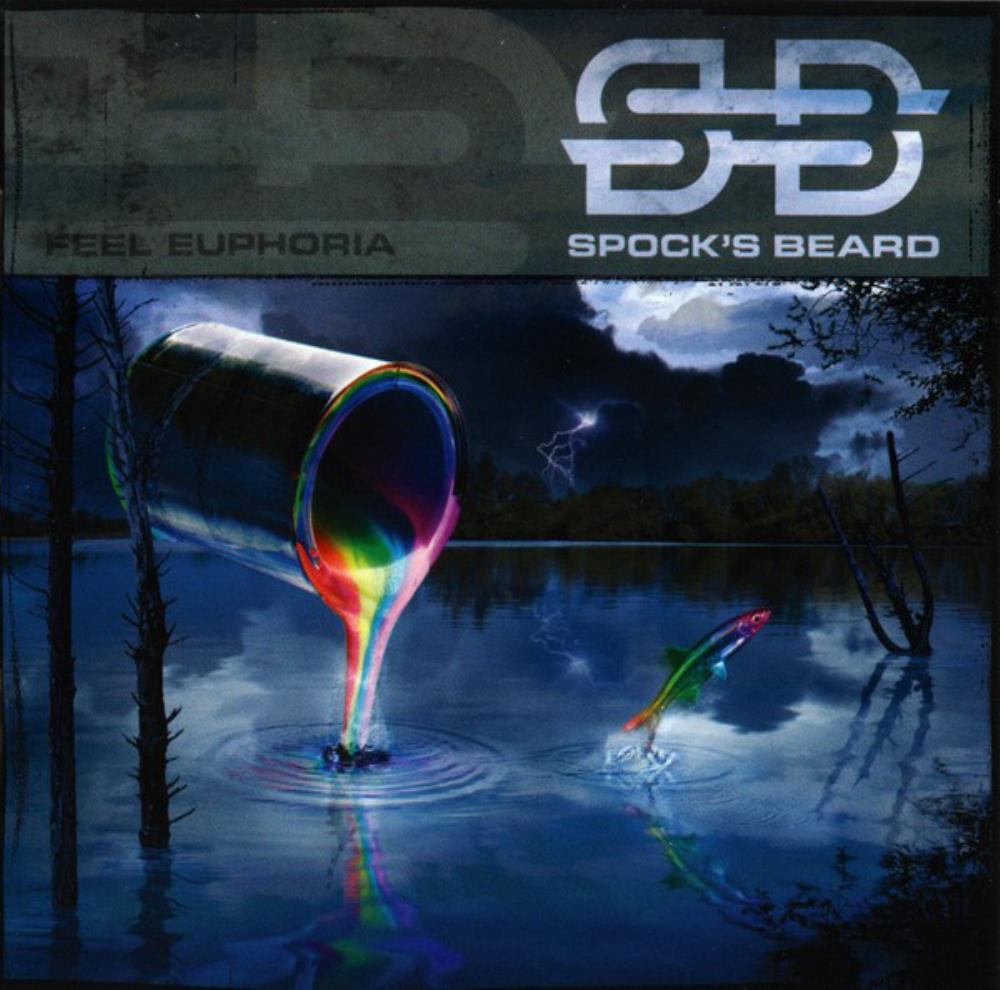 Spock's Beard - Feel Euphoria CD (album) cover
