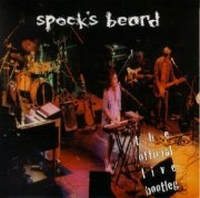 Spock's Beard  The Official Live Bootleg album cover