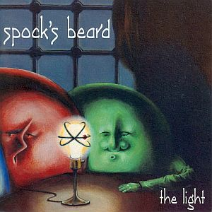 Spock's Beard The Light  album cover