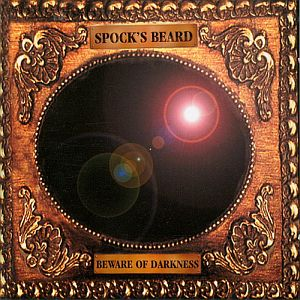 Spock's Beard - Beware of Darkness  CD (album) cover