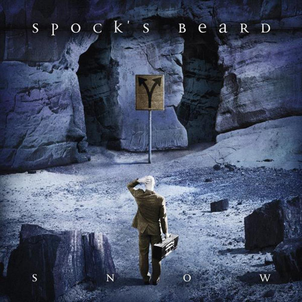 Spock's Beard - Snow CD (album) cover