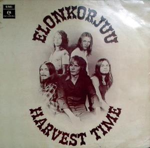 Elonkorjuu Harvest Time album cover