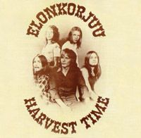 Elonkorjuu - Harvest Time CD (album) cover