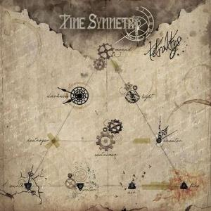 Time Symmetry Tetraktys album cover