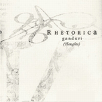 Rhetorica - G�nduri CD (album) cover