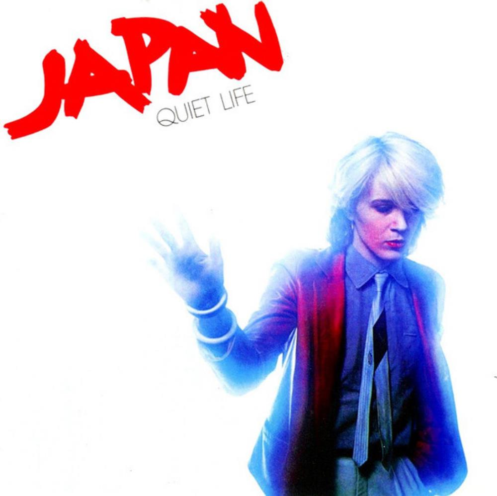 Quiet Life by JAPAN album cover